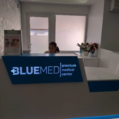 BLUEMED PREMIUM MEDICAL CENTRE - Oradea