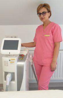 Oana - specialist in epilare